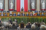 Angelobung Bundespräsident - Parlament und Volksgarten - Do 26.01.2017 - Bundesregierung Minister55
