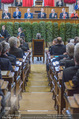 Angelobung Bundespräsident - Parlament und Volksgarten - Do 26.01.2017 - Alexander VAN DER BELLEN, Bundesregierung56
