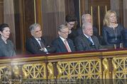 Angelobung Bundespräsident - Parlament und Volksgarten - Do 26.01.2017 - Werner FAYMANN, Wolfgang SCH�SSEL, Franz VRANITZKY63