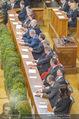 Angelobung Bundespräsident - Parlament und Volksgarten - Do 26.01.2017 - Margit und Heinz FISCHER68