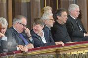 Angelobung Bundespräsident - Parlament und Volksgarten - Do 26.01.2017 - Christian KONRAD, Waltraud KLASNIC, Andre HELLER, H VON GOISERN72