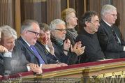 Angelobung Bundespräsident - Parlament und Volksgarten - Do 26.01.2017 - Christian KONRAD, Waltraud KLASNIC, Andre HELLER, H VON GOISERN73