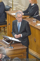 Angelobung Bundespräsident - Parlament und Volksgarten - Do 26.01.2017 - Alexander VAN DER BELLEN77