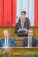 Angelobung Bundespräsident - Parlament und Volksgarten - Do 26.01.2017 - Alexander VAN DER BELLEN, Christian KERN, Reinhold MITTERLEHNER83