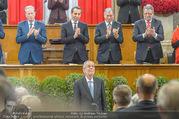 Angelobung Bundespräsident - Parlament und Volksgarten - Do 26.01.2017 - Alexander VAN DER BELLEN, Bundesregierung, Minister95