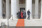 Angelobung Bundespräsident - Parlament und Volksgarten - Do 26.01.2017 - Alexander VAN DER BELLEN, Doris SCHMIDAUER98