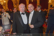 Polizeiball - Rathaus - Fr 27.01.2017 - Michael H�UPL, Wolfgang SOBOTKA12