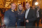 Polizeiball - Rathaus - Fr 27.01.2017 - Karl MAHRER mit Ehefrau Christina5