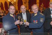 Polizeiball - Rathaus - Fr 27.01.2017 - Gerhard P�RSTL, Wolfgang SOBOTKA, Karl MAHRER8