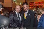 Regenbogenball - Parkhotel Schönbrunn - Sa 28.01.2017 - Christian H�GL, Gery KESZLER11