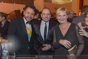 Regenbogenball - Parkhotel Schönbrunn - Sa 28.01.2017 - Christian H�GL, Gery KESZLER, Sandra FRAUENBERGER7