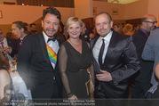 Regenbogenball - Parkhotel Schönbrunn - Sa 28.01.2017 - Christian H�GL, Gery KESZLER, Sandra FRAUENBERGER8