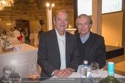 Vinaria Trophy 2017 - Palais Niederösterreich - Di 31.01.2017 - Herbert PROHASKA, Friedrich STICKLER1