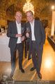 Vinaria Trophy 2017 - Palais Niederösterreich - Di 31.01.2017 - Herbert PROHASKA, Willi BR�NDLMAYER2