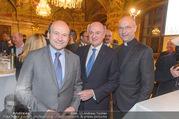Vinaria Trophy 2017 - Palais Niederösterreich - Di 31.01.2017 - Toni FABER, Erwin PR�LL, Dominique MEYER22