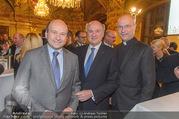 Vinaria Trophy 2017 - Palais Niederösterreich - Di 31.01.2017 - Toni FABER, Erwin PR�LL, Dominique MEYER23