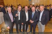 Vinaria Trophy 2017 - Palais Niederösterreich - Di 31.01.2017 - E GOLDFUSS, W BR�NDLMAYER, H PROHASKA, E PR�LL, R PARIASEK26