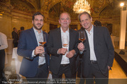 Vinaria Trophy 2017 - Palais Niederösterreich - Di 31.01.2017 - Herbert PROHASKA, Vincent und Willi BR�NDLMAYER4