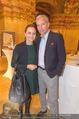 Vinaria Trophy 2017 - Palais Niederösterreich - Di 31.01.2017 - Rainer PARIASEK mit Ehefrau Eva9