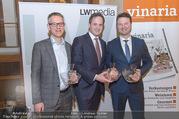 Vinaria Trophy 2017 - Palais Niederösterreich - Di 31.01.2017 - 95