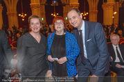 Österreichischer Filmpreis - Rathaus - Mi 01.02.2017 - Marlene ROPAC, Valie EXPORT, Andreas Mailath POKORNY105