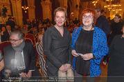 Österreichischer Filmpreis - Rathaus - Mi 01.02.2017 - Marlene ROPAC, Valie EXPORT106