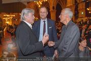 Österreichischer Filmpreis - Rathaus - Mi 01.02.2017 - Peter SIMONISCHEK, Andreas Mailath POKORNY, Josef AICHHOLZER108