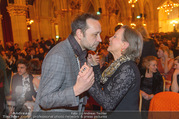 Österreichischer Filmpreis - Rathaus - Mi 01.02.2017 - Gerald VOTAVA, Christa STADLER115