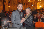 Österreichischer Filmpreis - Rathaus - Mi 01.02.2017 - Gerald VOTAVA, Christa STADLER116