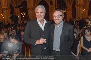Österreichischer Filmpreis - Rathaus - Mi 01.02.2017 - Peter SIMONISCHEK, Josef HADER117
