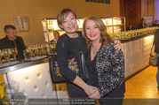 Österreichischer Filmpreis - Rathaus - Mi 01.02.2017 - Marion MITTERHAMMER, Gabriele BENESCH2