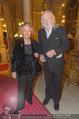 Österreichischer Filmpreis - Rathaus - Mi 01.02.2017 - Karl MERKATZ mit Ehefrau Martha23