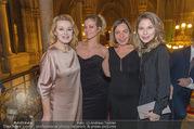 Österreichischer Filmpreis - Rathaus - Mi 01.02.2017 - Nora VON WALDSTETTEN, Petra von MORZE, Hilde DALIK, Susi STACH45