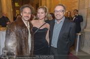 Österreichischer Filmpreis - Rathaus - Mi 01.02.2017 - Michael OSTROWSKI, Hilde DALIK, Josef HADER95
