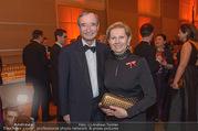 Ball der Wiener Wirtschaft - Hofburg - Sa 11.02.2017 - Christoph LEITL, Brigitte JANK19