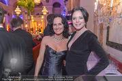 Ball der Wiener Wirtschaft - Hofburg - Sa 11.02.2017 - Eva GLAWISCHNIGG, Carmen KREUZER45