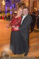 Ball der Wiener Wirtschaft - Hofburg - Sa 11.02.2017 - Dagmar SCHELLENBERGER, Herbert STRNAD54