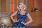 Ball der Wiener Wirtschaft - Hofburg - Sa 11.02.2017 - Missy MAY (Fr�ulein MAI)7
