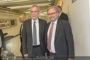 Hugo Portisch 90er - ORF Zentrum - Di 14.02.2017 - Alexander VAN DER BELLEN, Alexander WRABETZ16