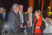 Hugo Portisch 90er - ORF Zentrum - Di 14.02.2017 - Alexander VAN DER BELLEN, F. VRANITZKY, Heinz u. Margit FISCHER19