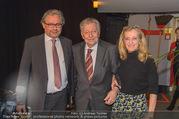 Hugo Portisch 90er - ORF Zentrum - Di 14.02.2017 - Alexander WRABETZ, Hugo PORTISCH, Kathrin ZECHNER20