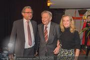 Hugo Portisch 90er - ORF Zentrum - Di 14.02.2017 - Alexander WRABETZ, Hugo PORTISCH, Kathrin ZECHNER21