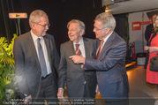 Hugo Portisch 90er - ORF Zentrum - Di 14.02.2017 - Heinz FISCHER, Hugo PORTISCH, Alexander VAN DER BELLEN23