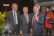 Hugo Portisch 90er - ORF Zentrum - Di 14.02.2017 - Heinz FISCHER, Hugo PORTISCH, Alexander VAN DER BELLEN24