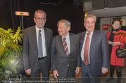 Hugo Portisch 90er - ORF Zentrum - Di 14.02.2017 - Heinz FISCHER, Hugo PORTISCH, Alexander VAN DER BELLEN25