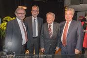 Hugo Portisch 90er - ORF Zentrum - Di 14.02.2017 - Heinz FISCHER, Hugo PORTISCH, Alexander VAN DER BELLEN, WRABETZ26