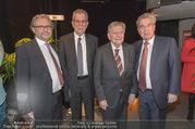 Hugo Portisch 90er - ORF Zentrum - Di 14.02.2017 - Heinz FISCHER, Hugo PORTISCH, Alexander VAN DER BELLEN, WRABETZ27