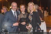 Hugo Portisch 90er - ORF Zentrum - Di 14.02.2017 - Siegfried MERYN, Martina LILIE, Johanna RACHINGER3