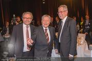 Hugo Portisch 90er - ORF Zentrum - Di 14.02.2017 - Alexander WRABETZ, Hugo PORTISCH, Alexander VAN DER BELLEN41