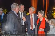 Hugo Portisch 90er - ORF Zentrum - Di 14.02.2017 - Alexander VAN DER BELLEN, F. VRANITZKY, Heinz u. Margit FISCHER5
